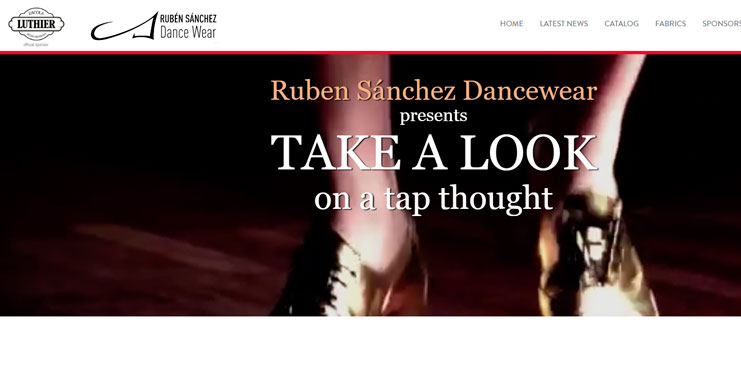 Ruben Sanchez Dance Wear